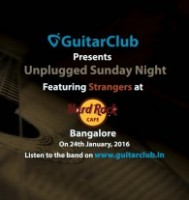 Unplugged Sundays feat. Strangers