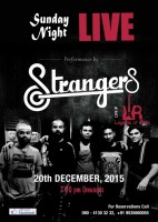 Strangers Live at Legend Of Rock