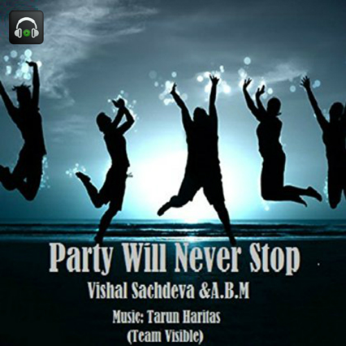 Party Will Never Stop (Team Visible)