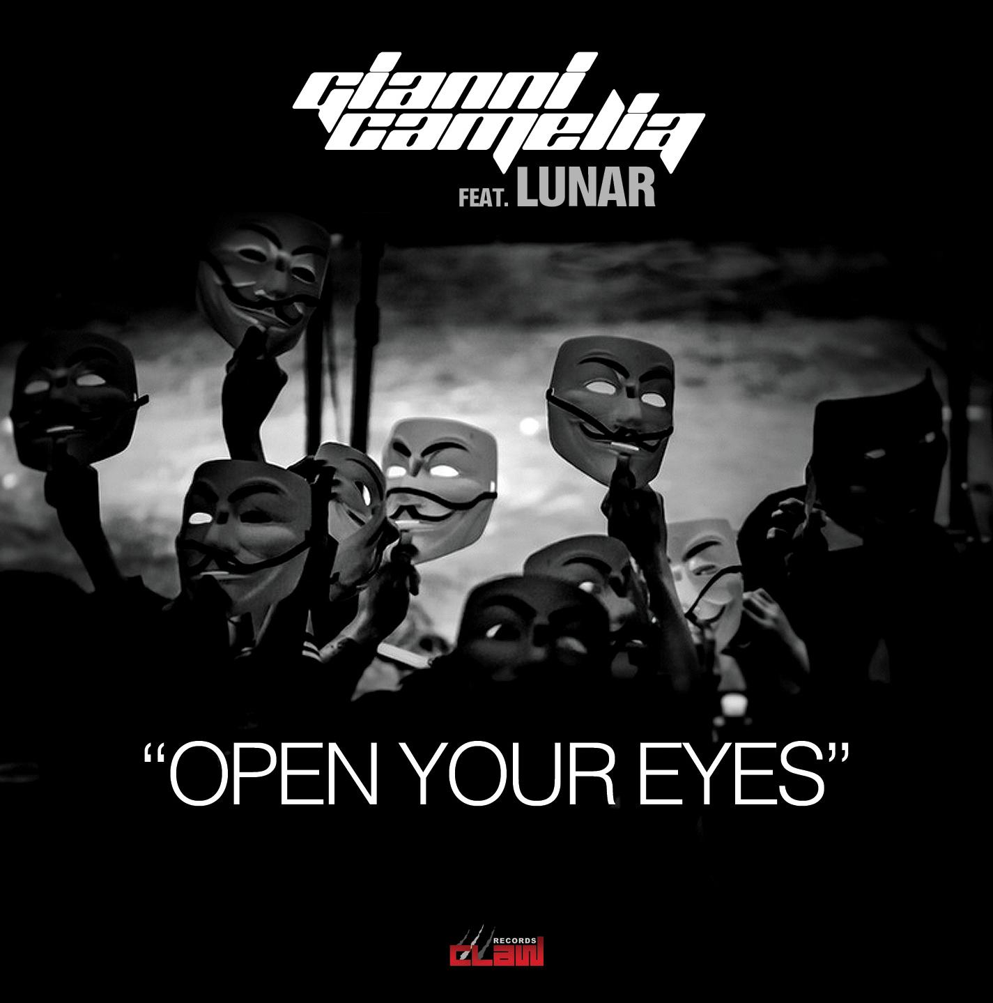 Gianni Camelia ft. Lunar Open Your Eyes Radio Edit