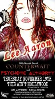 Psychotic Authority and LEE AARON