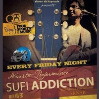 Sufi Night Wid Vivek