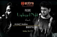 Unplugged Jam at SUTRA, CYBERHUB