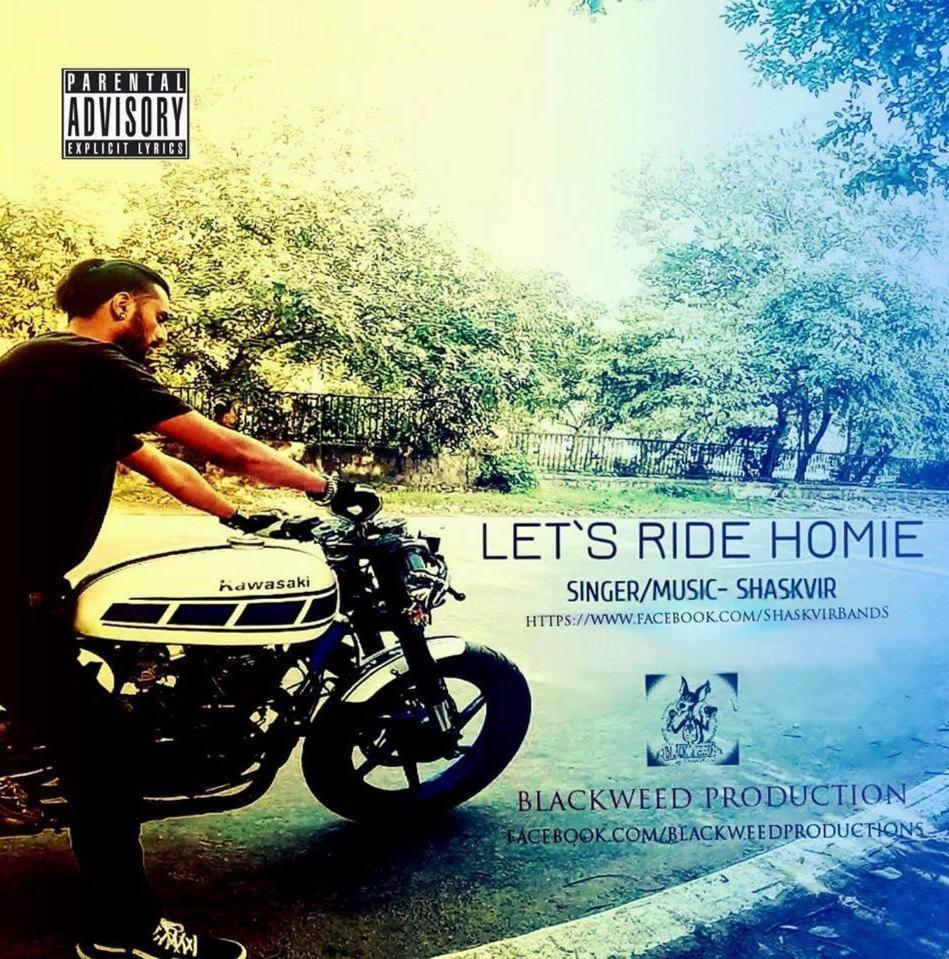 Let`s Ride Homie - shask vir(official)