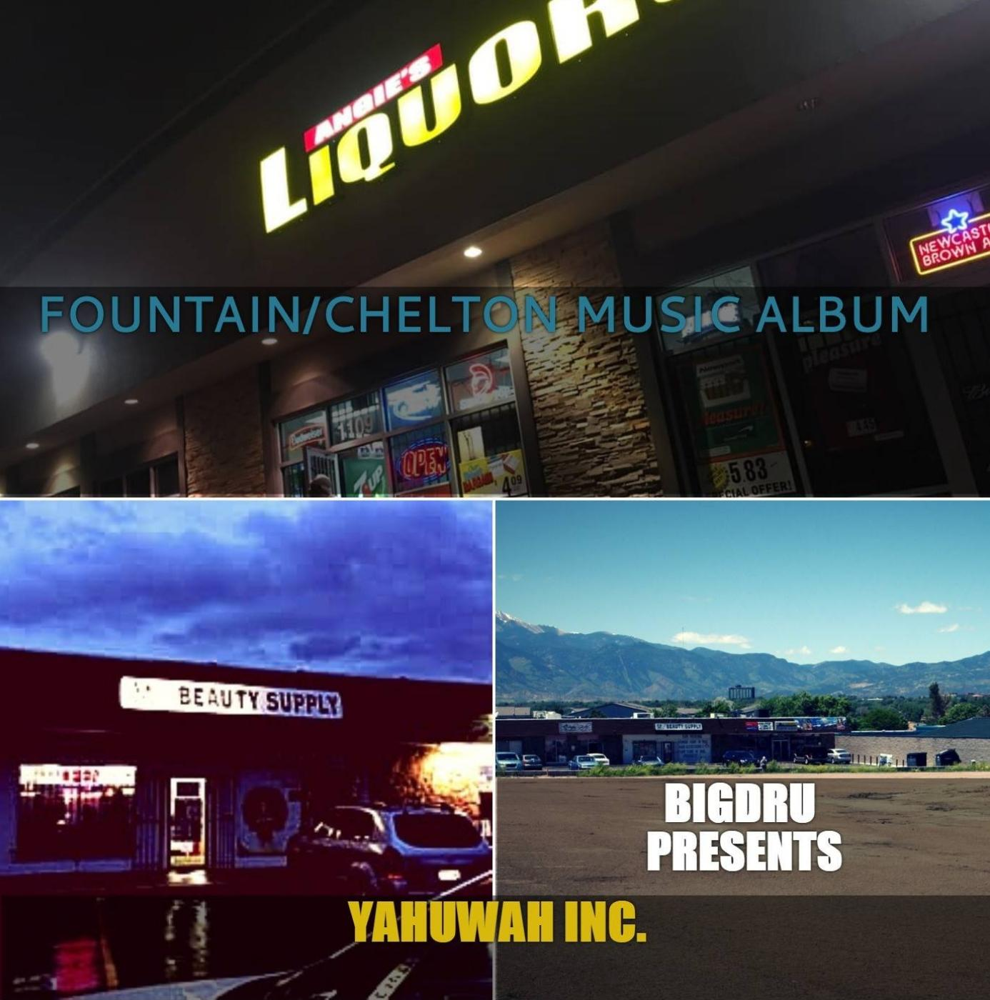 FOUNTAIN/CHELTON MUSIC ALBUM