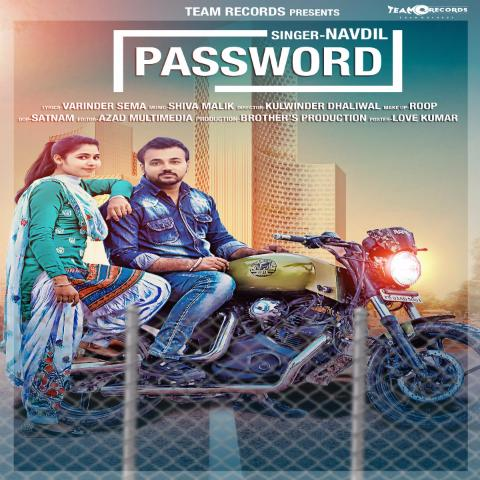 Password by Navdil
