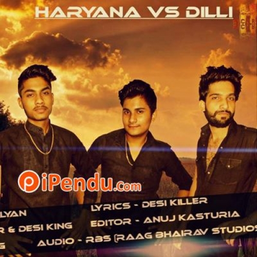 Haryana vs Dilli Akki Ft. Desi KiLLeR Nd Desi King iPendu