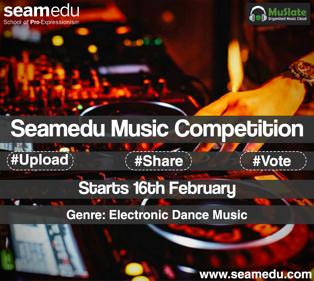Seamedu Music Competition